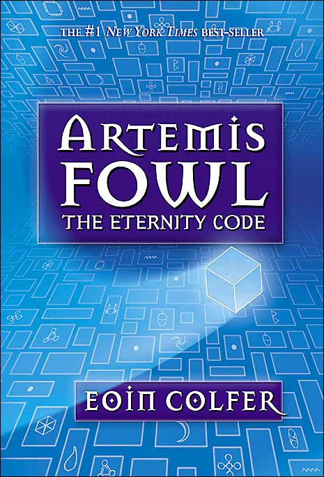 Artemis Fowl – Eoin Colfer | The Oddness of Moving Things