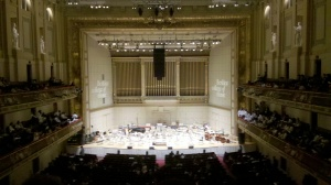 Symphony Hall - Boston, MA