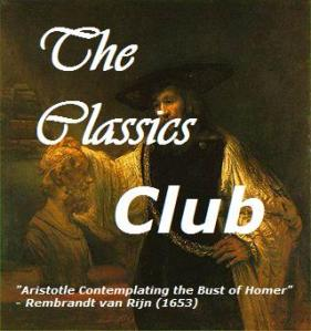 Classics Club book list