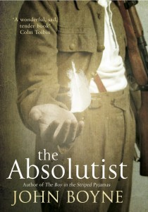 Book 36: The Absolutist - John Boyne (2/2)