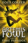 Colfer, Eoin - Artemis Fowl and The Time Paradox