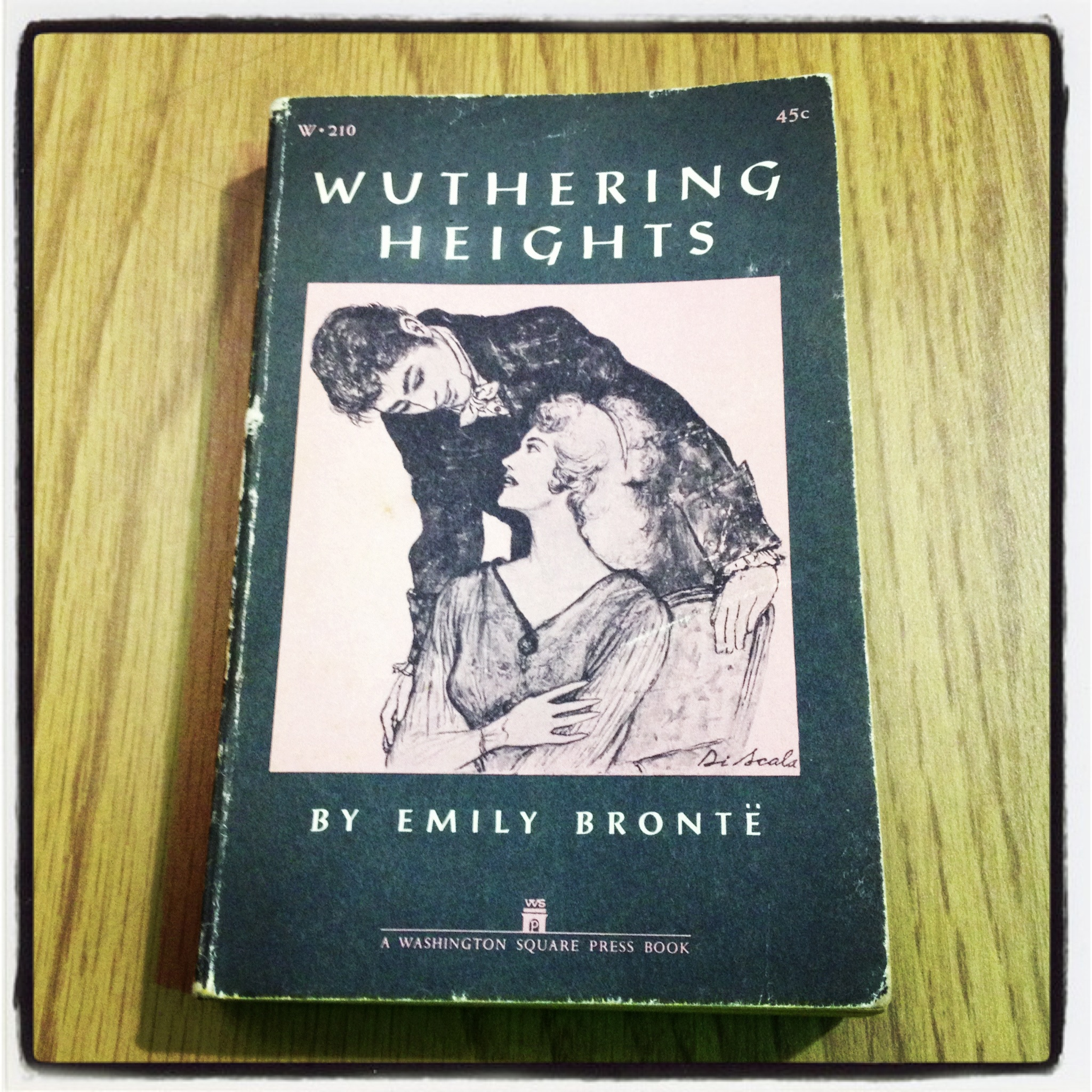 Wuthering heights book review