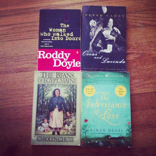 2012 12-02 Harvard Bookstore Warehouse Sale