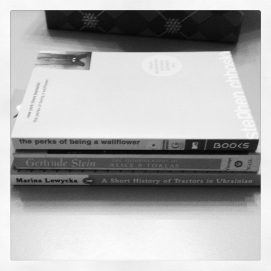 2012 12-14 Brookline Booksmith Lunchbreak