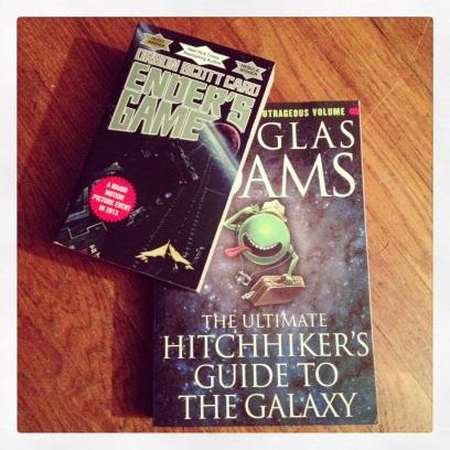 2012 12-29 Science Fiction Yay!