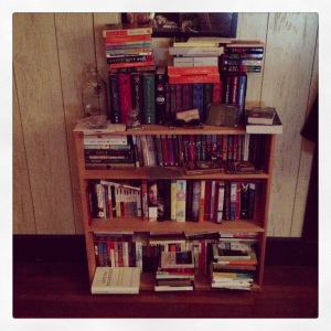 2012 = Too Many Books