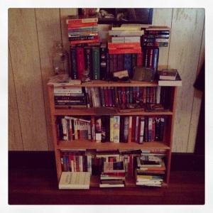 2012 = Too Many Books