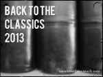 2013 Back to the Classics Challenge