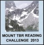 2013 Mount TBR Reading Challenge