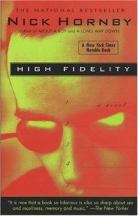 Hornby, Nick - High Fidelity