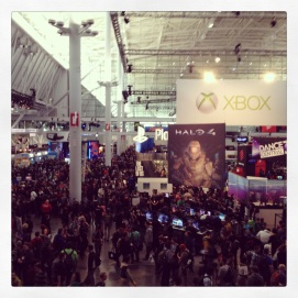 2013 03-22 PAX East Crowds