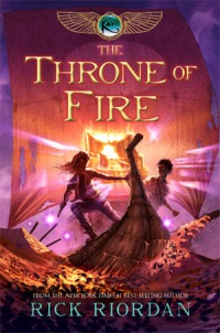 Riordan, Rick - The Throne of Fire