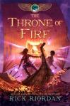 Riordan, Rick - The Throne of Fire