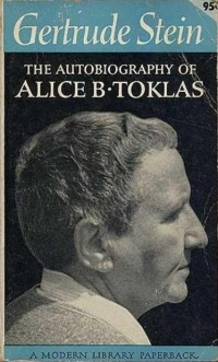 Stein, Gertrude - The Autobiography of Alice B. Toklas
