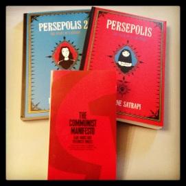 2013 05-11 FSPL Persepolis & Communist Manifesto