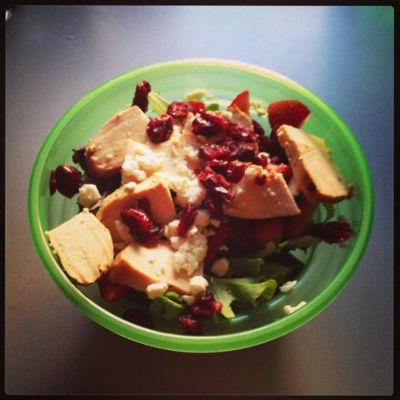 2013 06-09 - Yummy Salad