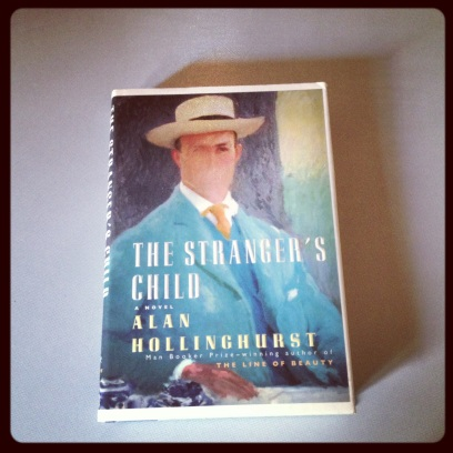 2013 08-20 The Stranger's Child - Amazon