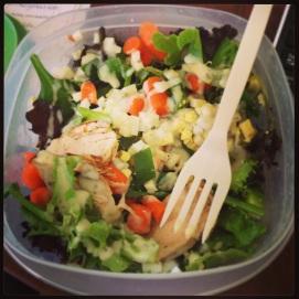 2013 09-23 No Fruit Salads