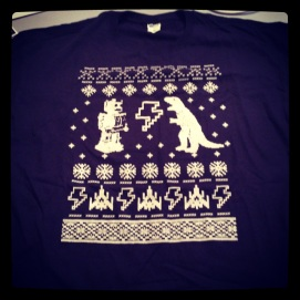 Awesome t-shirt for the Jingle Bell Run!