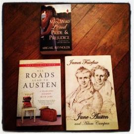 2014 01-01 Jane Austen Love from Amazon