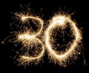30 Sparklers