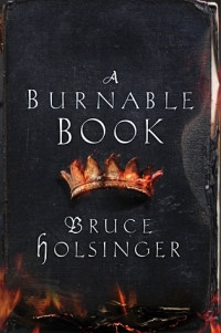 Holsinger, Bruce - A Burnable Book