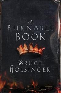 Holsinger, Bruce - A Burnable Book