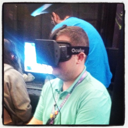 2014 04-12 - Pax East - Oculus Rift and Me