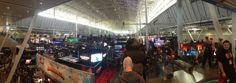 2014 04-12 - Pax East - Panorama