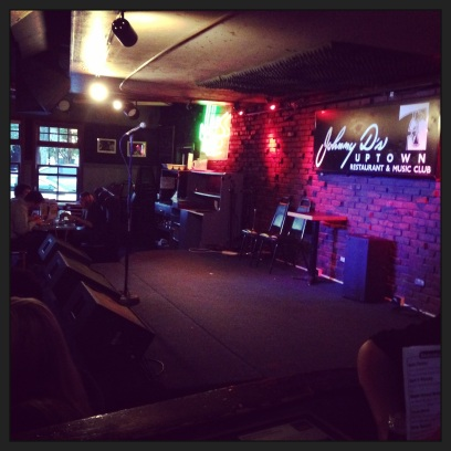 2014 05-18 Johnny D's Stage