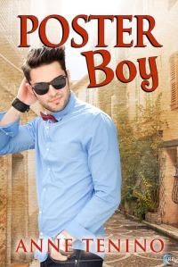 Tenino, Anne - Poster Boy (Theta Alpha Gamma #5)