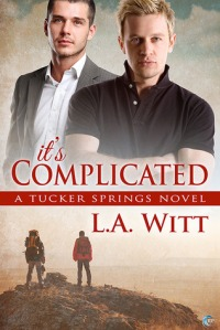 Witt, L.A. - It's Complicated (Tucker Springs #7)