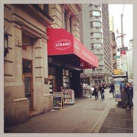 2014 06-13 Strand Bookstore