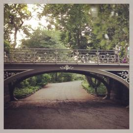 2014 06-14 Central Park Bridge