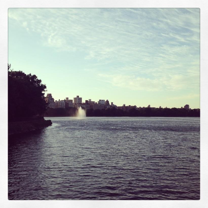 2014 06-14 Central Park Reservoir