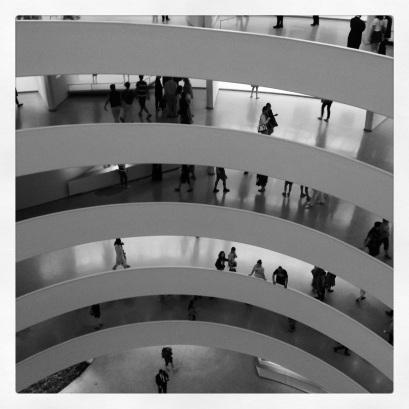 2014 06-14 Guggenheim Interior