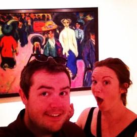 2014 06-14 MoMA Selfie