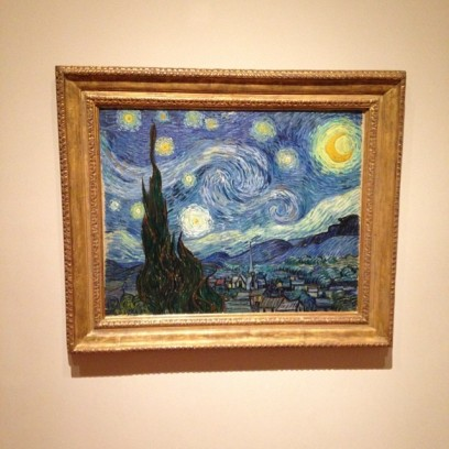 2014 06-14 MoMA Starry Night
