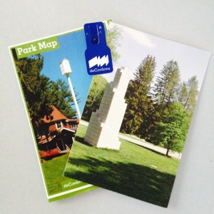 2014 06-23 deCordova Guide and Postcard