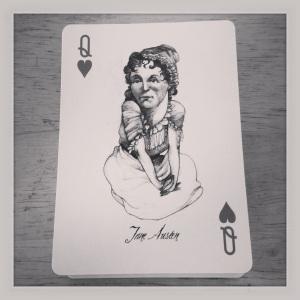 2014 06-07 Queen of Hearts Jane Austen