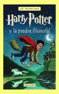 Rowling, JK - Harry Potter y la piedra filosofal