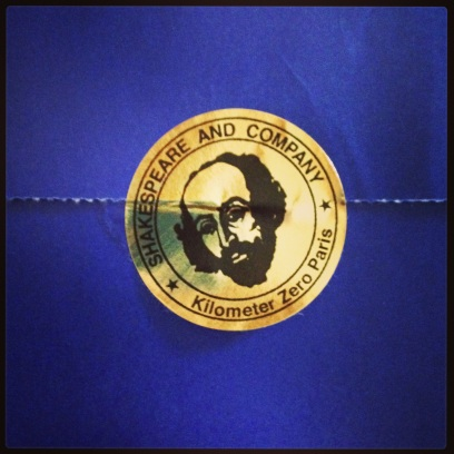 2014 08-31 Shakespeare & Co Seal