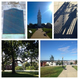 2014 09-07 Dorchester Heights Monument Views