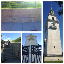 2014 09-07 Dorchester Heights Monument