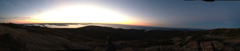 2014 09-13 Sunrise Panorama