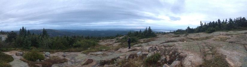 2014 09-13 Sunset Panorama