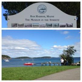 2014 09-14 Bar Harbor Boats
