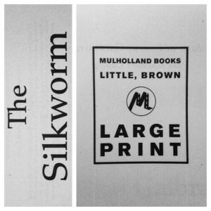 2014 09-16 Large Print Reading