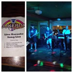 2014 10-15 Live Band Karaoke