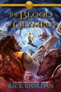 Riordan, Rick - The Blood of Olympus